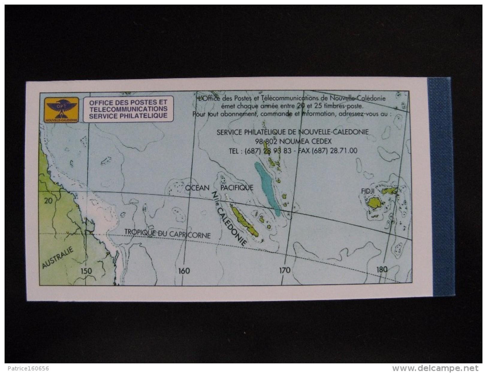 Nouvelle-Calédonie: TB Carnet  N° C 668, Neuf XX . - Carnets
