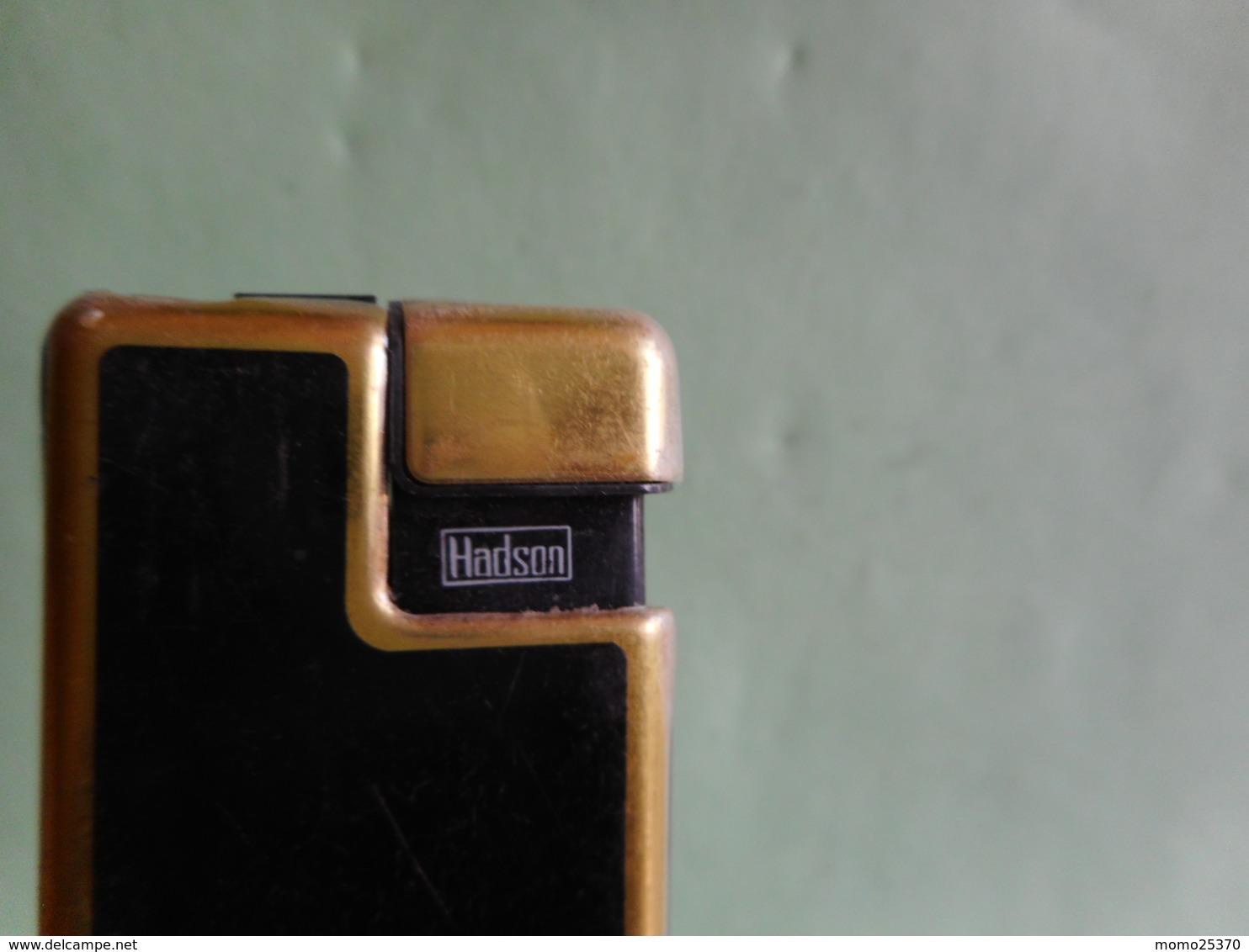 BRIQUET HADSON LIGHTER Feuerzeug ENCENDEDOR ACCENDINO AANSTEKER 打火机 Léttari Ljusare ライター ///////////////////// - Briquets