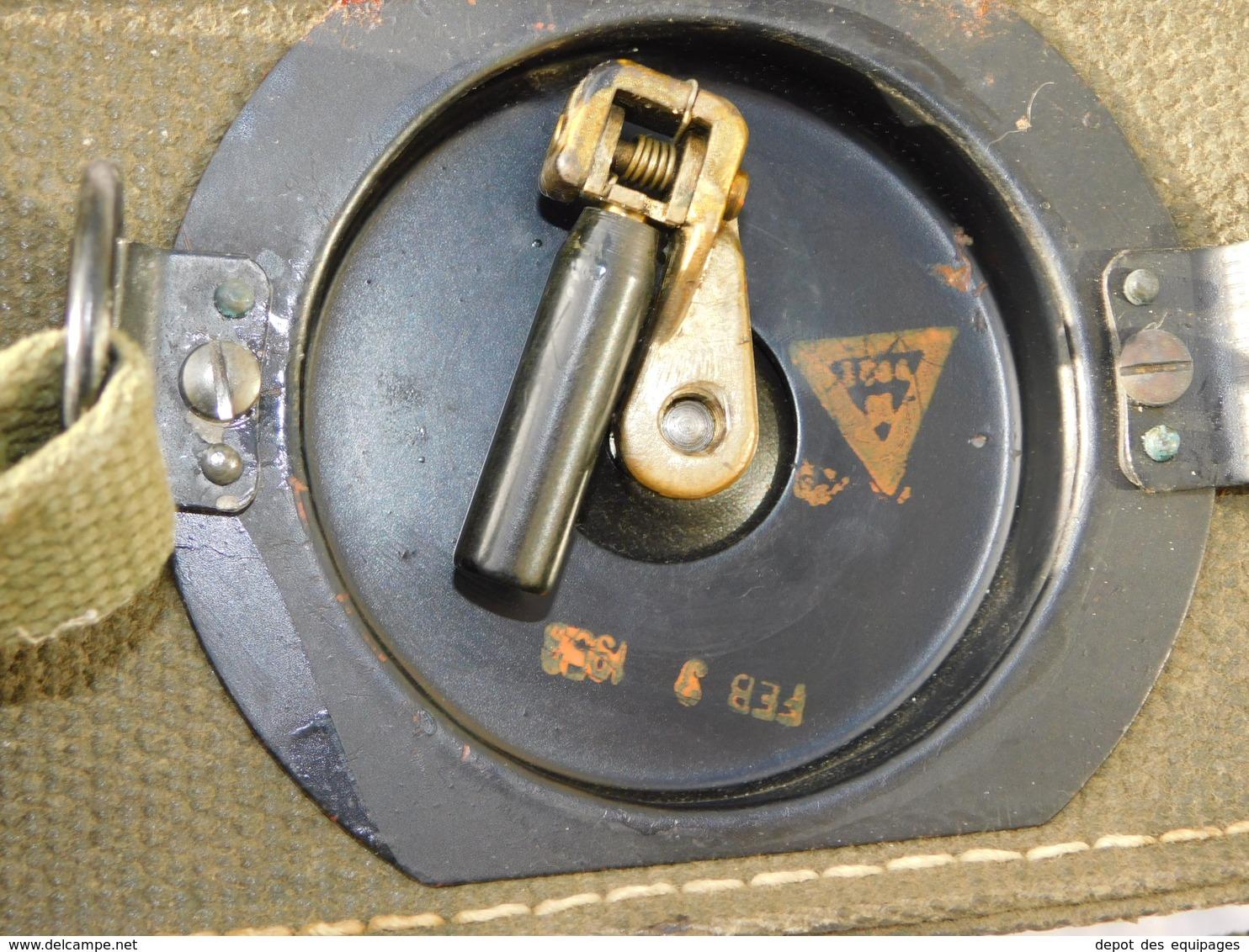 TELEPHONE De CAMPAGNE U.S. Modèle EE.8  SUPER ETAT - Radio