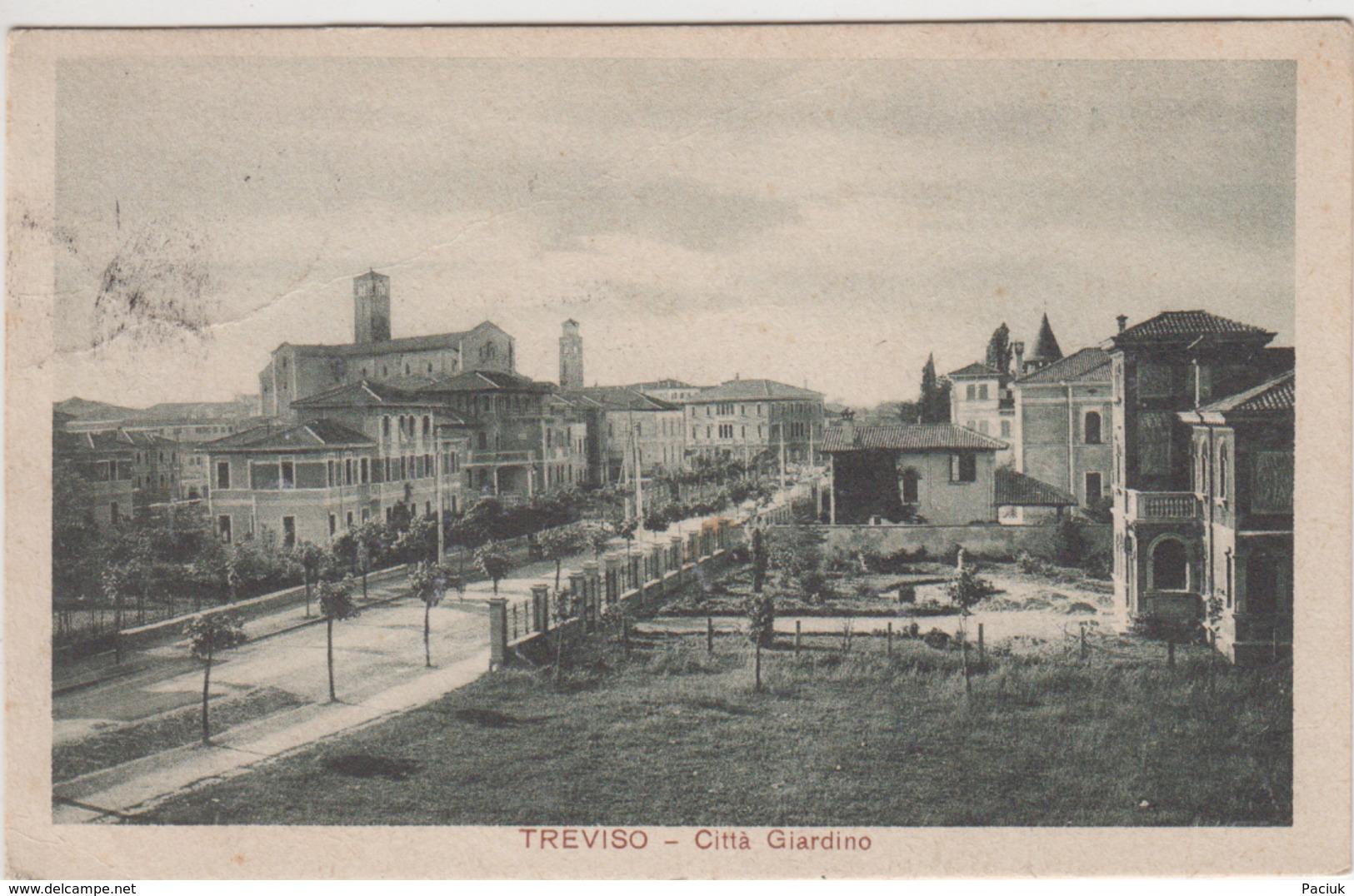 Treviso - Città Giardino - Treviso