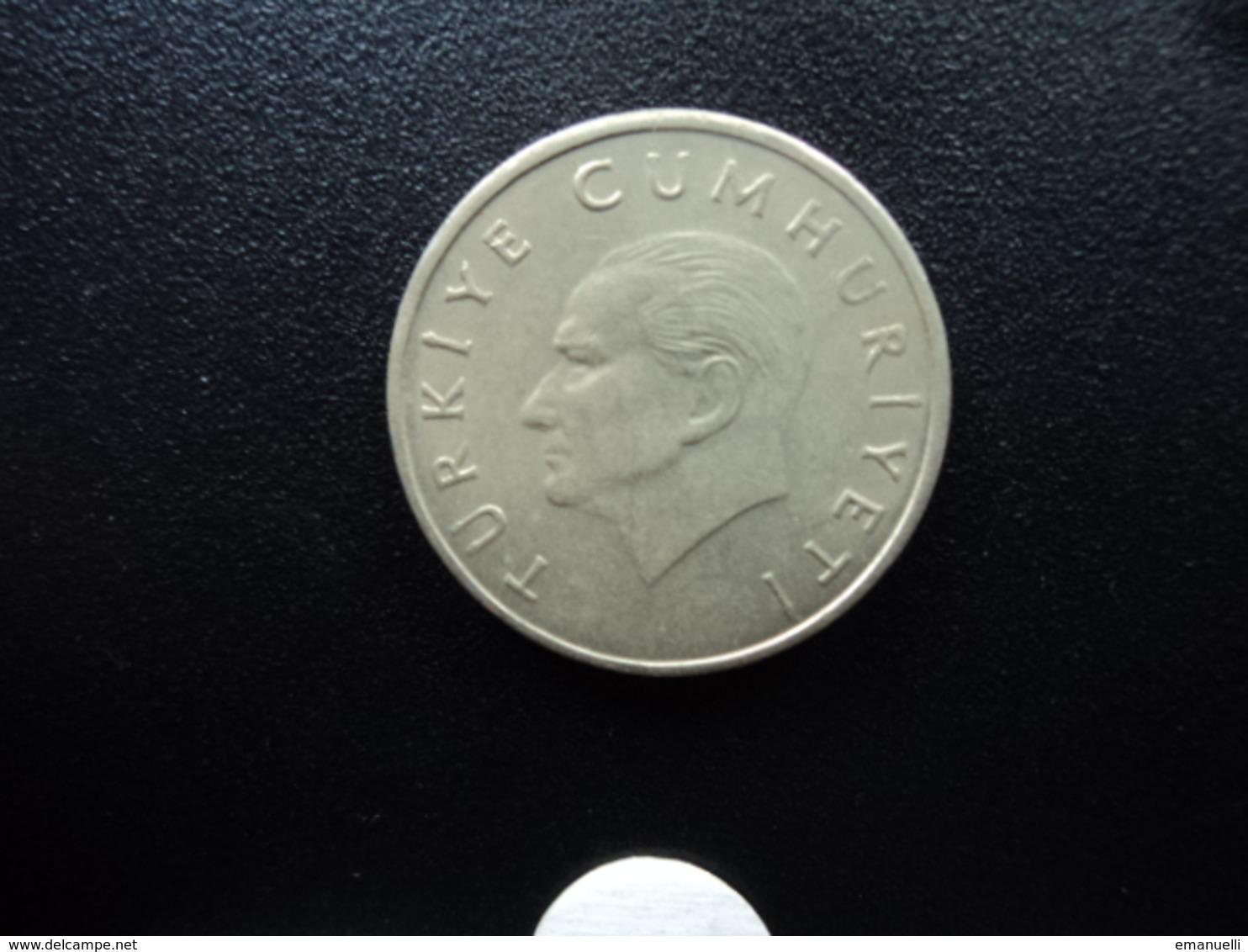 TURQUIE : 10 BIN (000) LIRA   1994  Trancha A *   KM 1027.1   SUP - Turquie