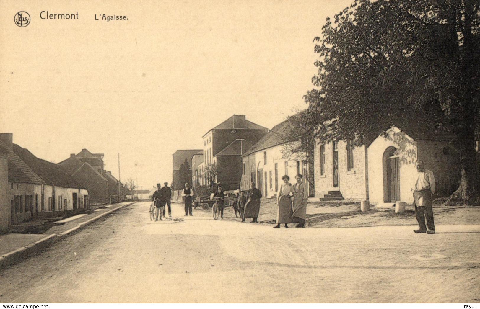 BELGIQUE - NAMUR - WALCOURT - CLERMONT - L'Agaisse. - Walcourt