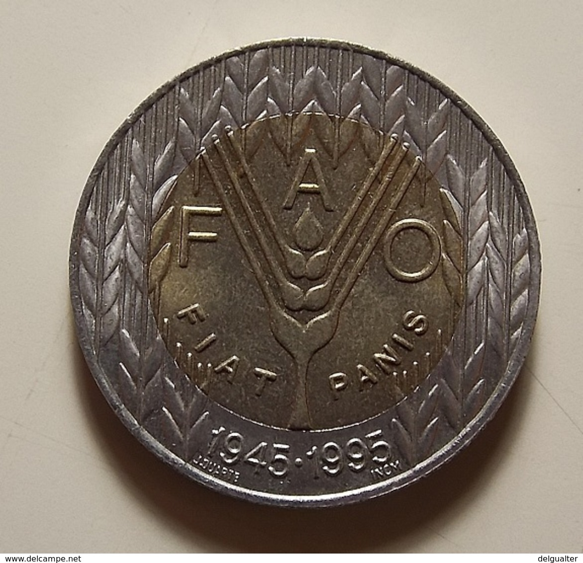 Portugal 100 Escudos FAO - Portugal