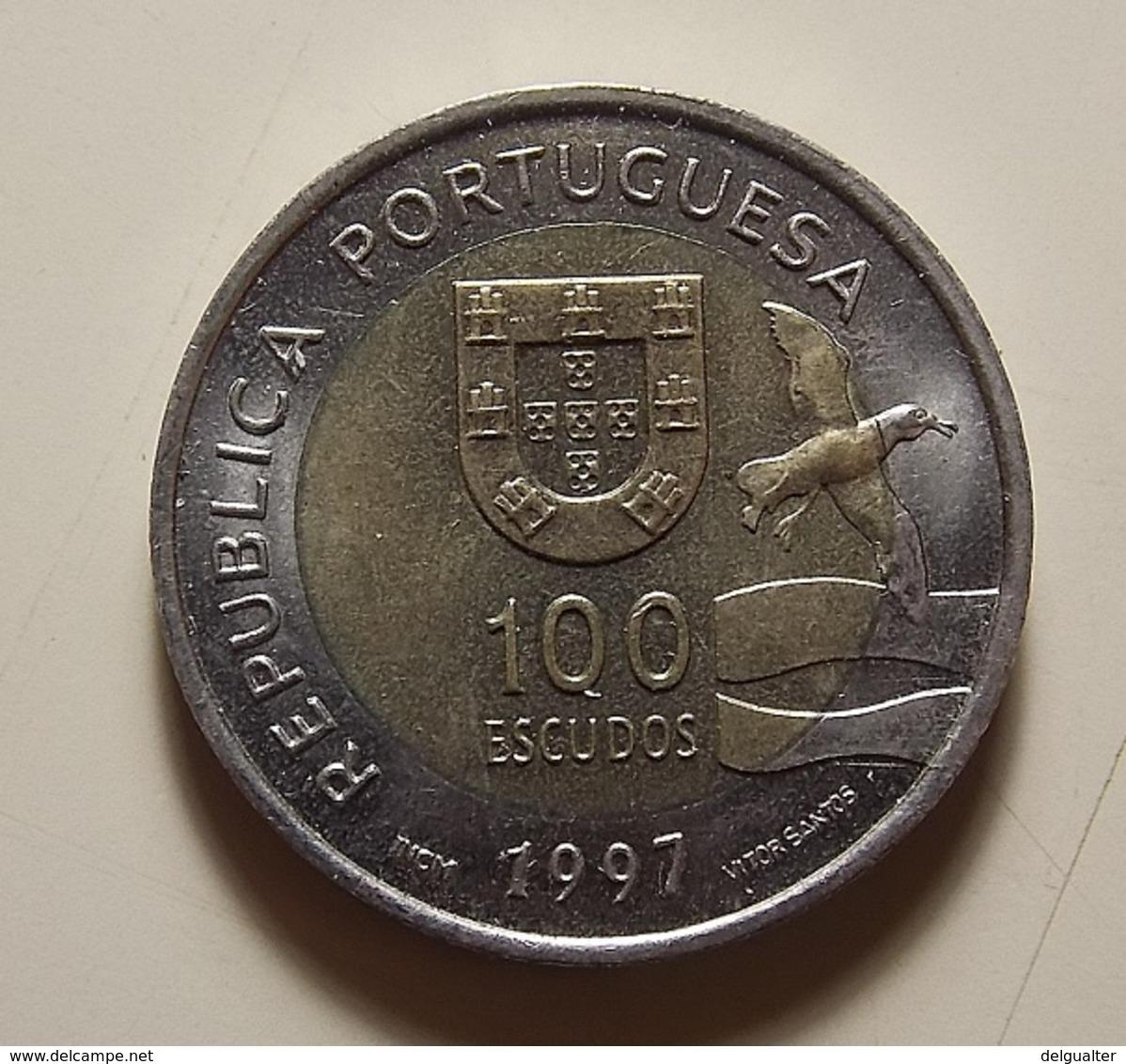 Portugal 100 Escudos Expo'98 - Portugal