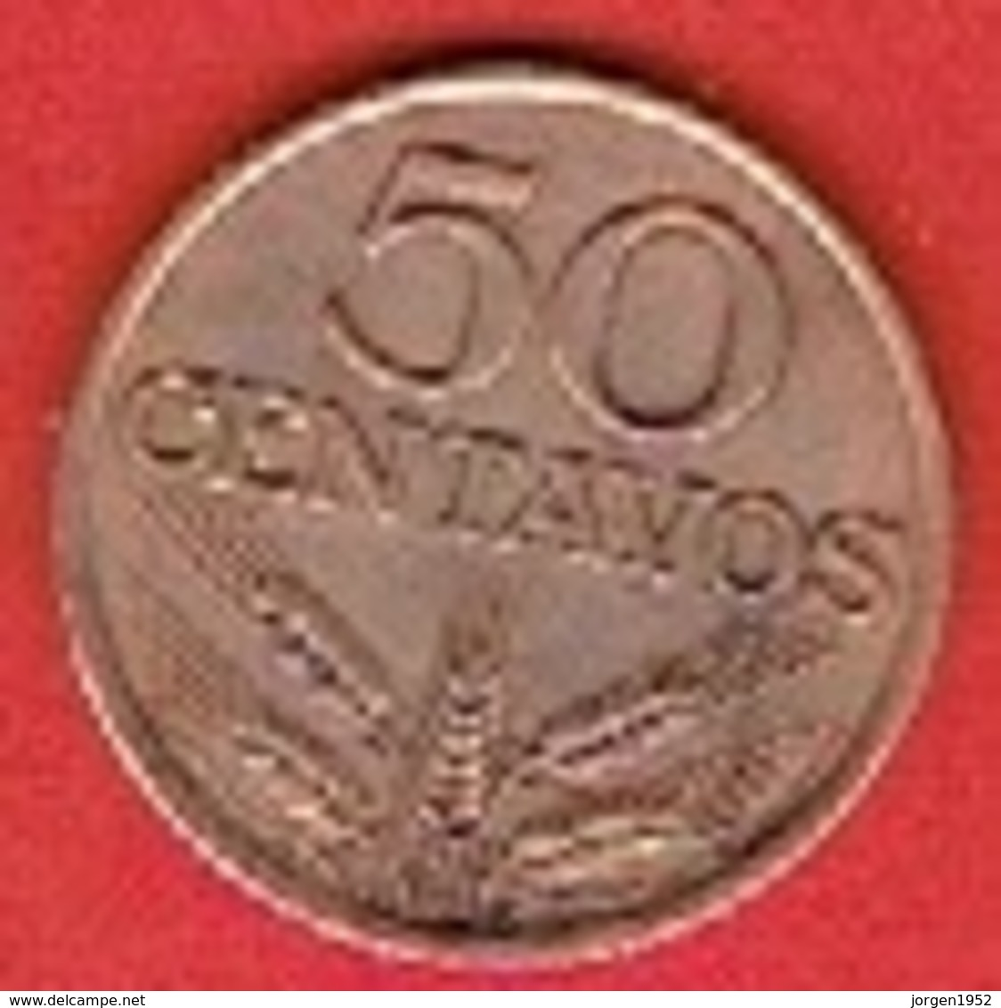 PORTUGAL  # 50 CENTAVOS FROM 1978 - Portugal