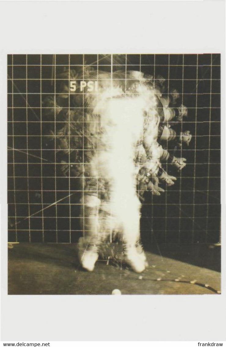 Postcard - The Night Sky - Space Suit Testings - Unused New - Postcards