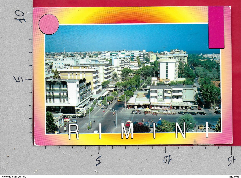 CARTOLINA VG ITALIA - RIMINI - Panorama - 10 X 15 - ANN. 2000 - Rimini