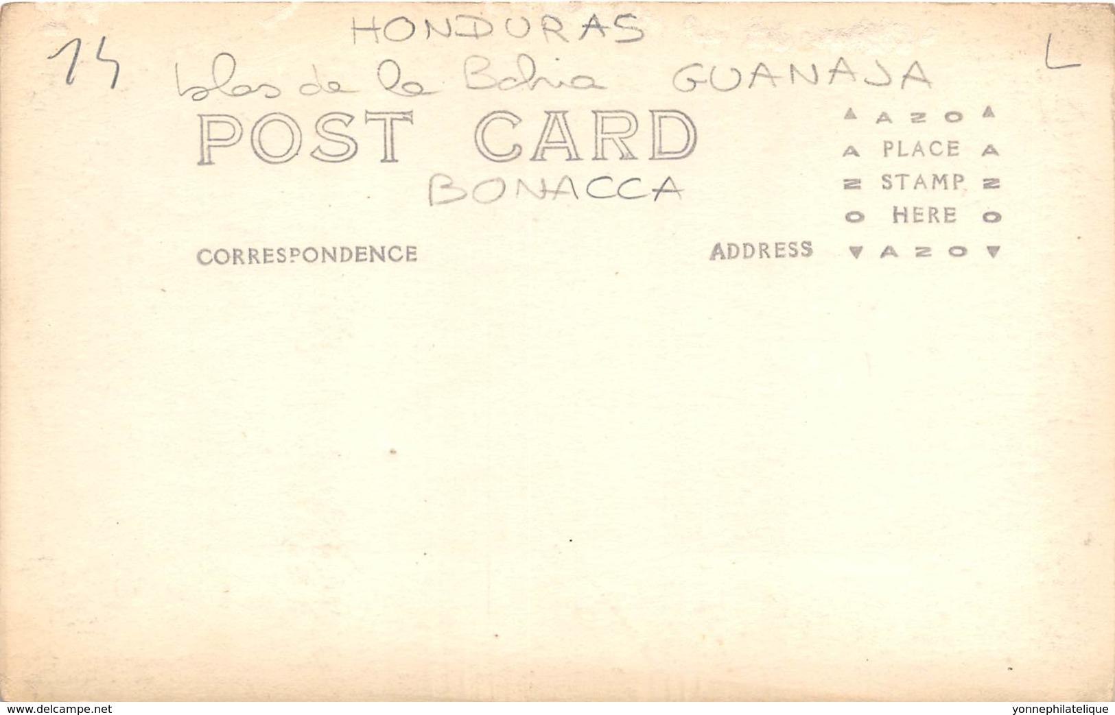 Honduras / 14 - Islas De La Bahia - Guanaja - Honduras