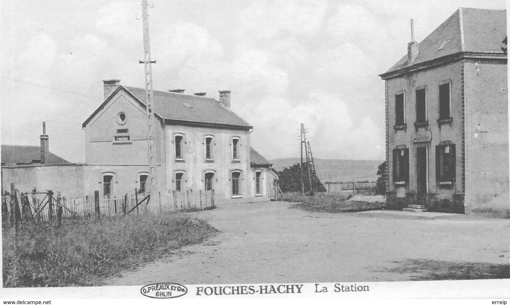 Arlon Fouches Hachy La Station - Arlon