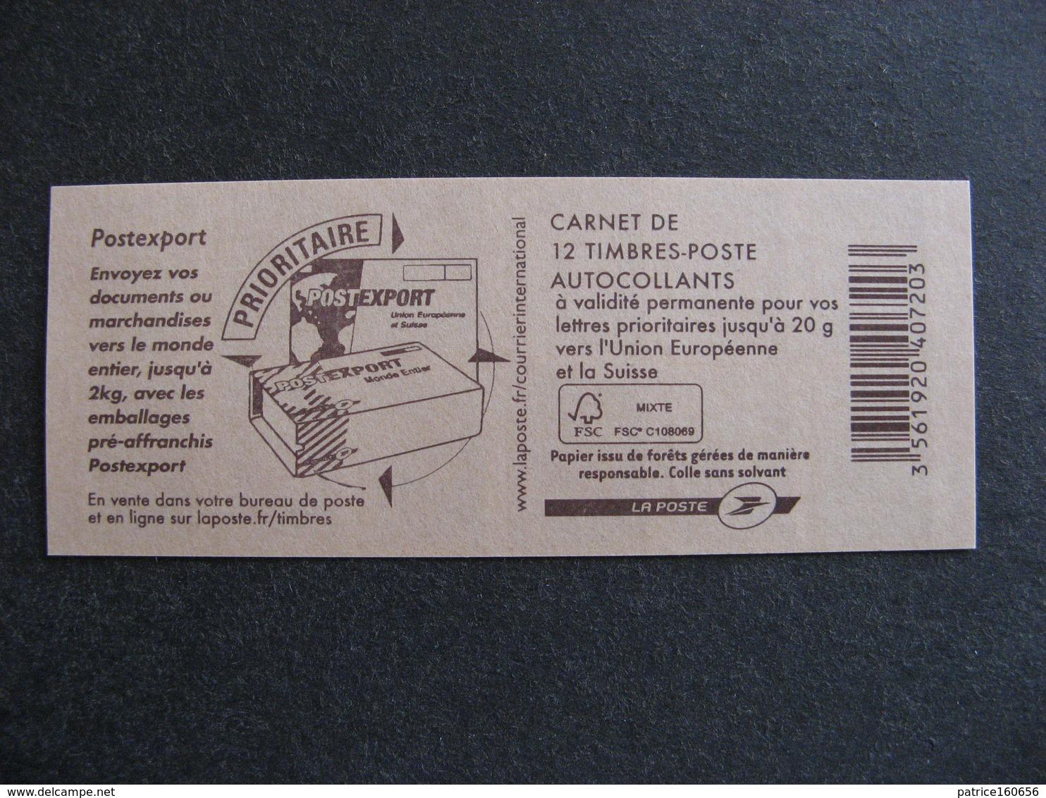 TB Carnet 592 - C3, Neuf XX. - Carnets