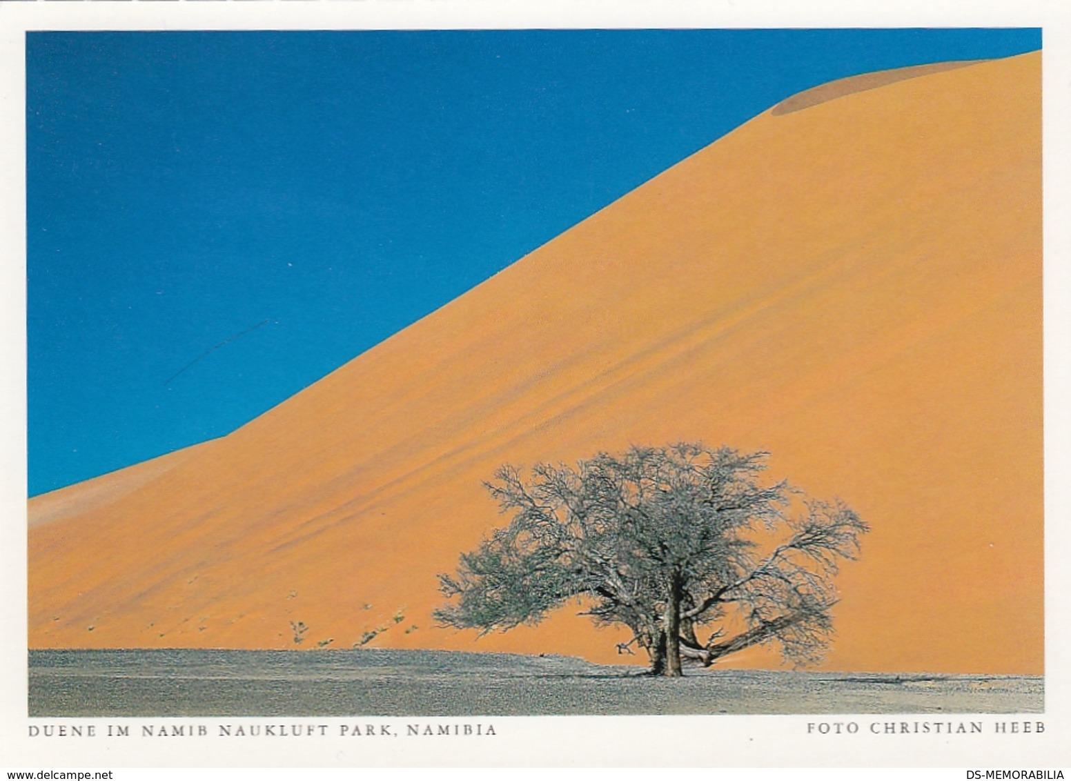 Namibia - Sand Dunes In Namib Natural Park - Namibie