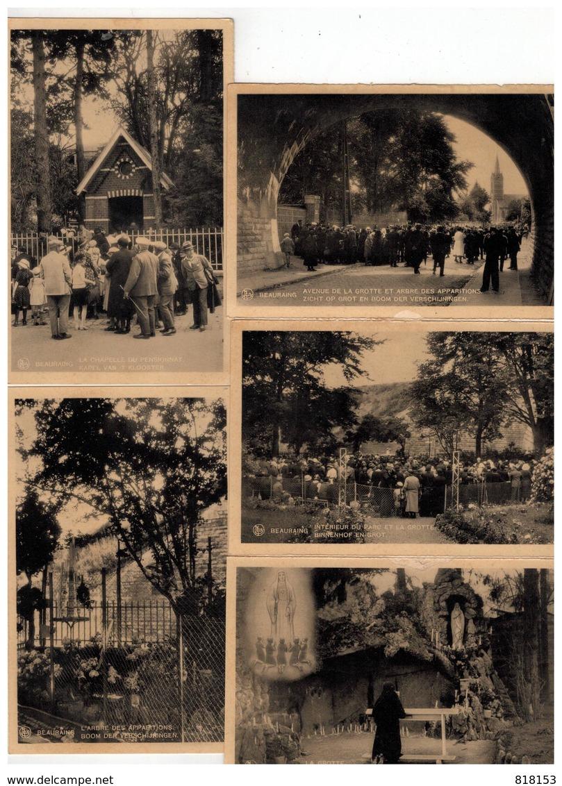 Beauraing 10 Oude Postkaarten - 5 - 99 Cartes