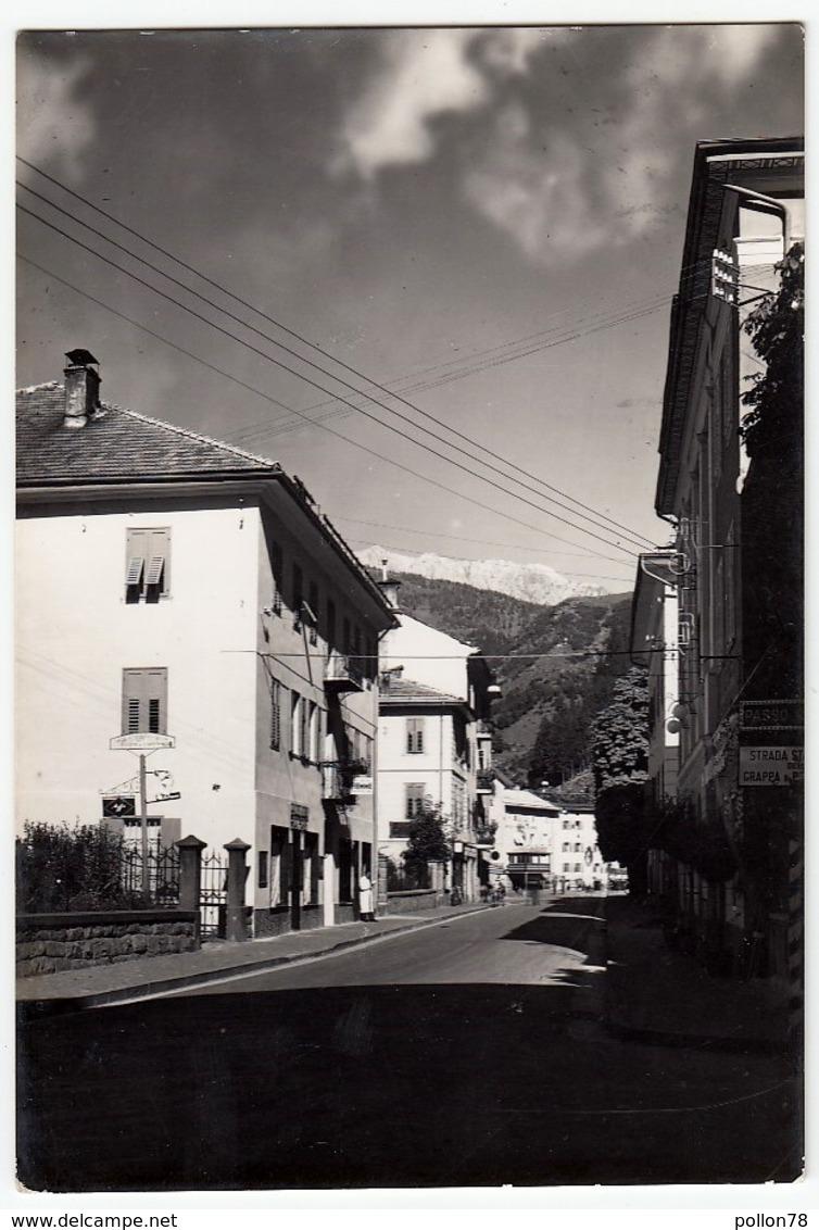 PREDAZZO - VIA ROMA - TRENTO - 1958 - Trento