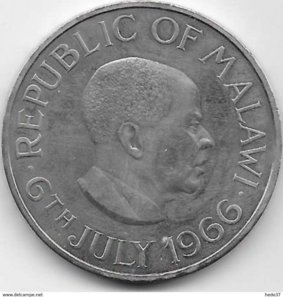 Malawi - 1 Crown - 1966 - Malawi
