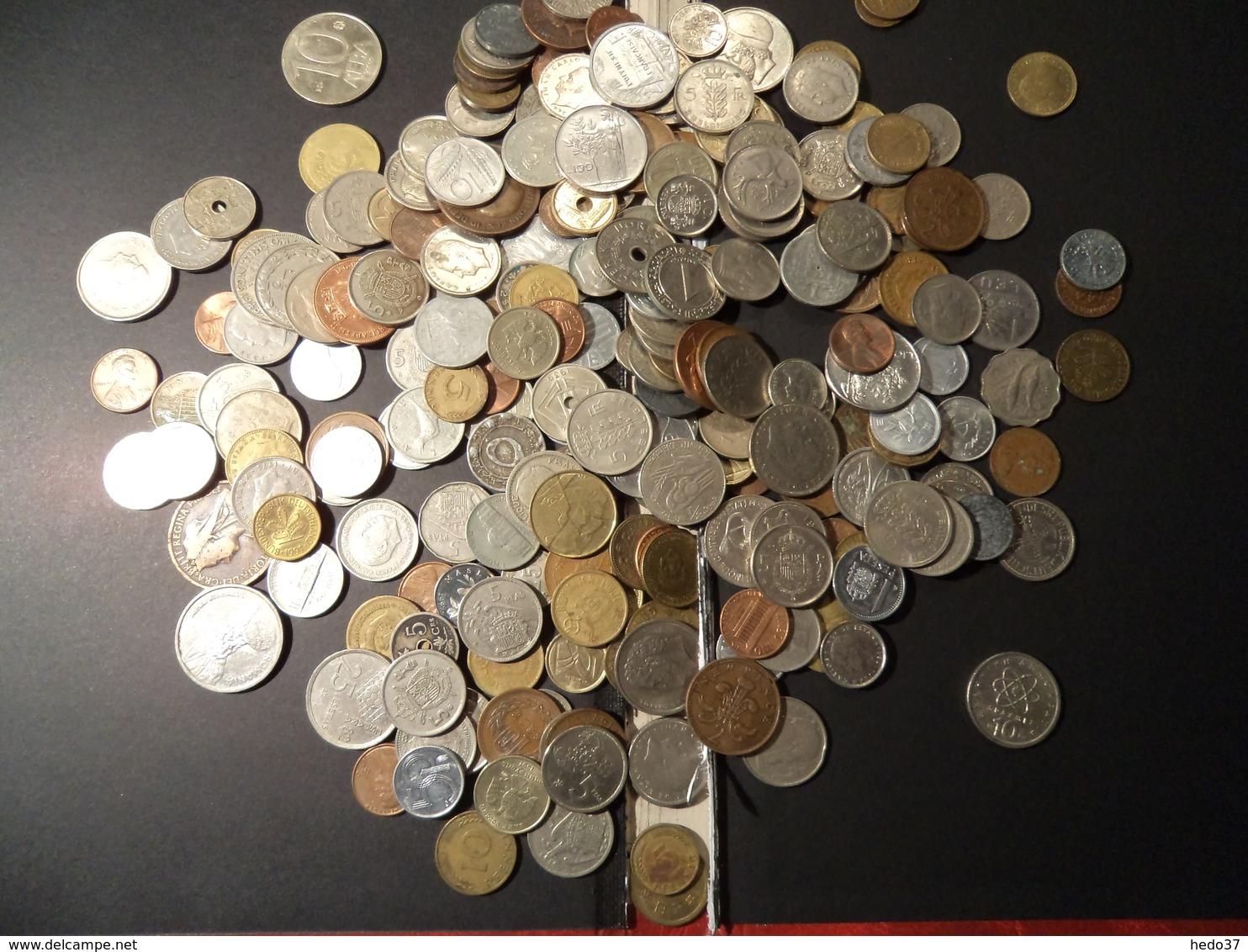 1 Kilo - Monnaies Tous Pays à Trier - Kilowaar - Munten