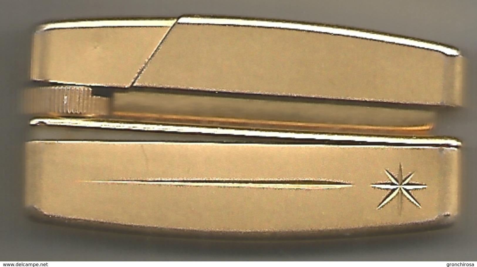 Saffa 10 Gold Star, 1969, Design Franz Sartori Per Brionvega. - Briquets