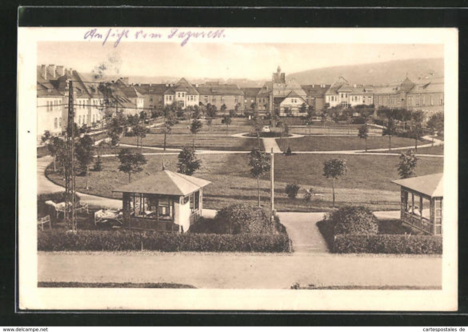 AK Koblenz, Anlagen Im Lazarett - Koblenz