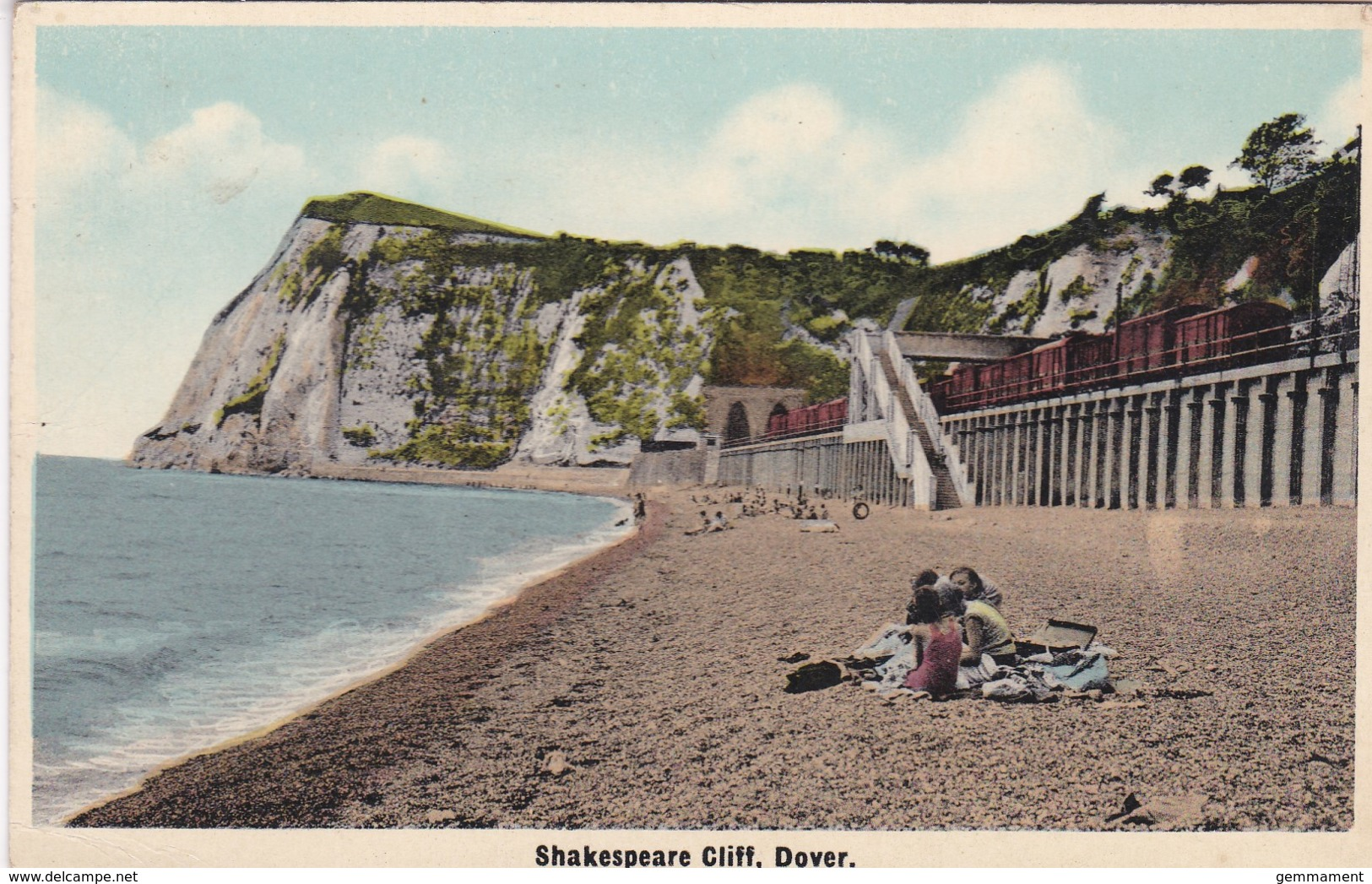 DOVER - SHAKESPEARE CLIFF - Dover