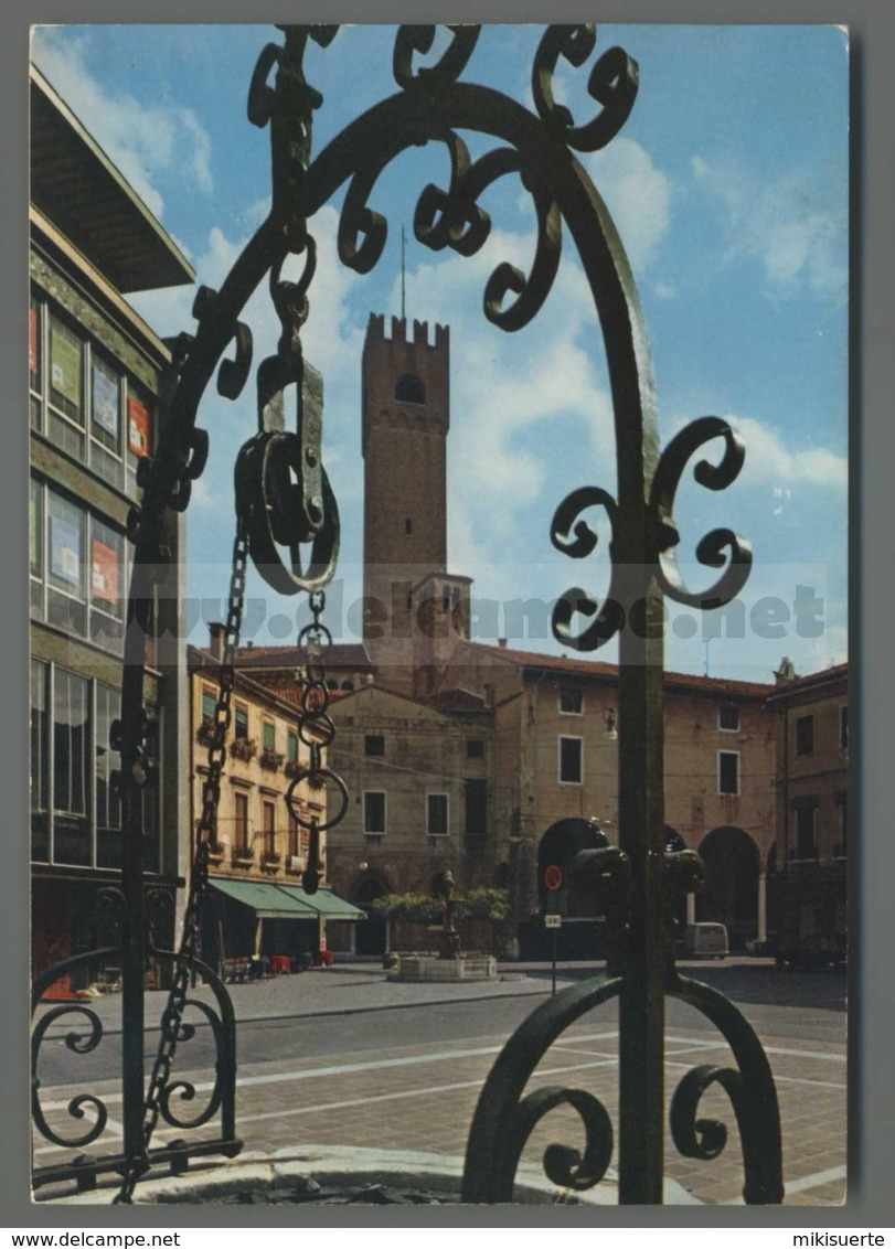 V7696 TREVISO PIAZZA S. VITO (m) - Treviso