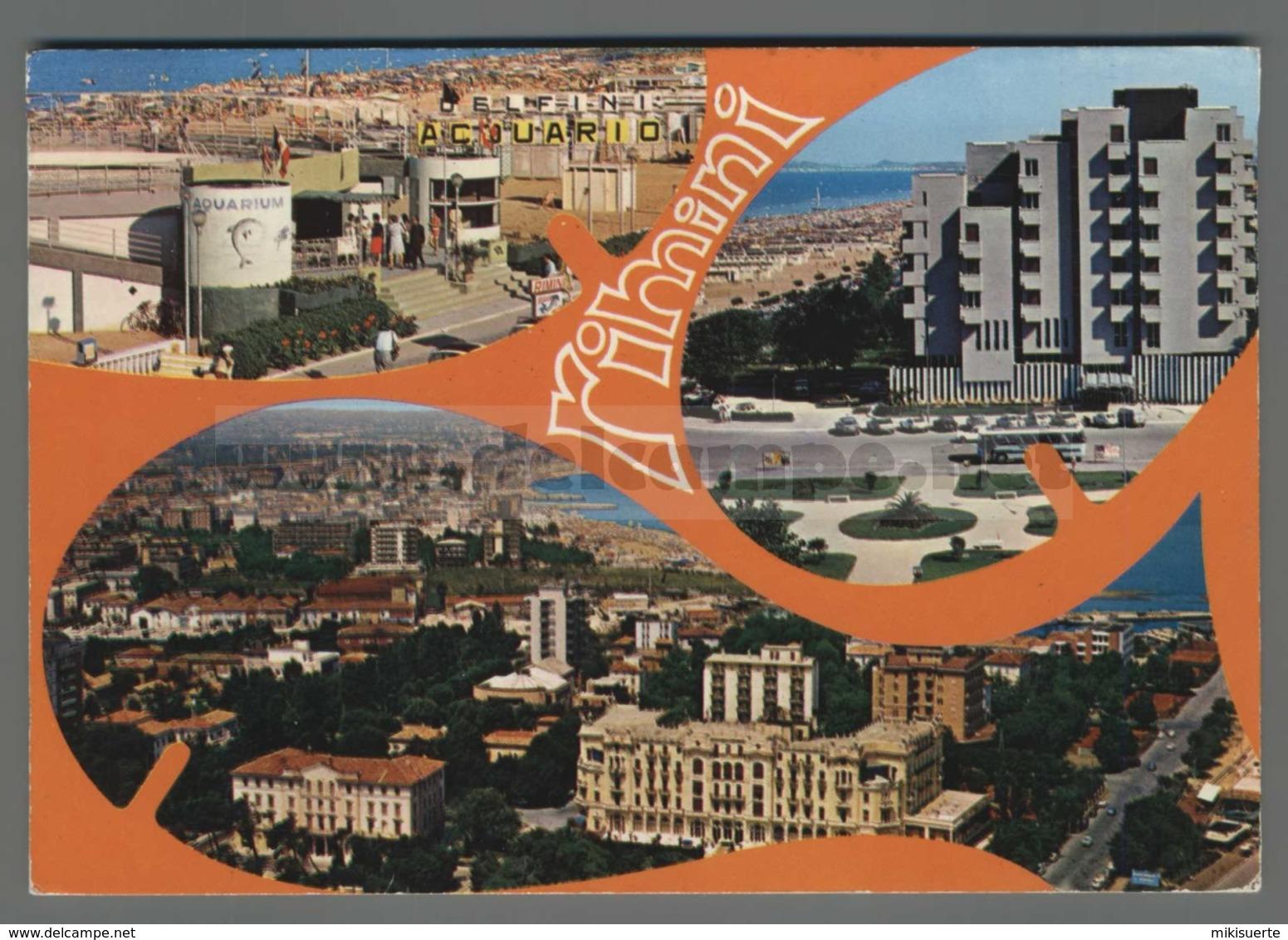 V7851 RIMINI VEDUTE VG (m) - Rimini