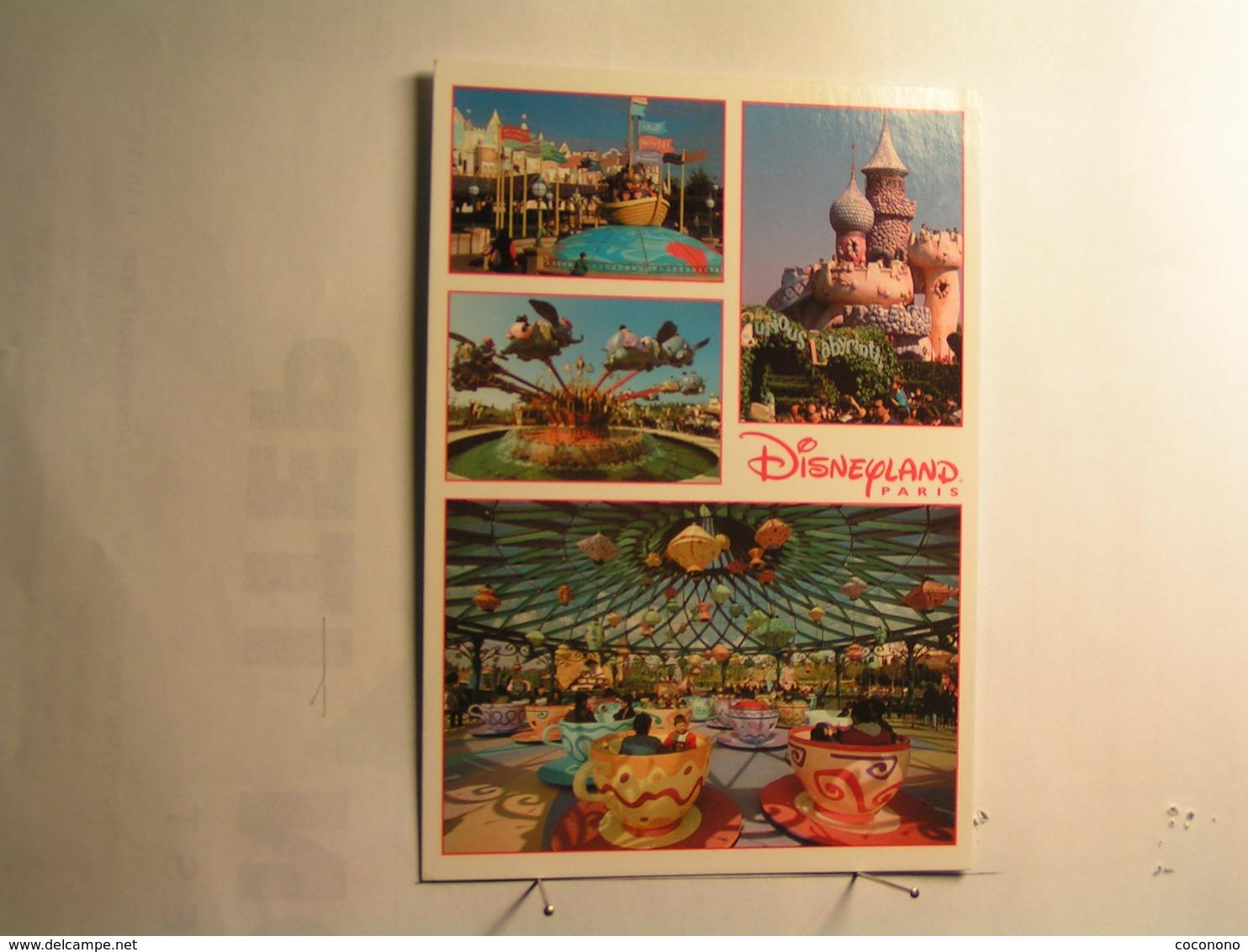 Disneyland - Paris - Fantasyland - Disneyland