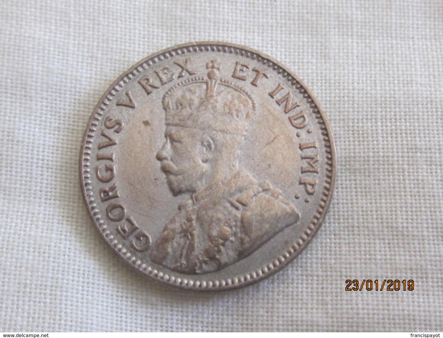 British East Africa: 50 Cents 1924 (rare) - British Colony