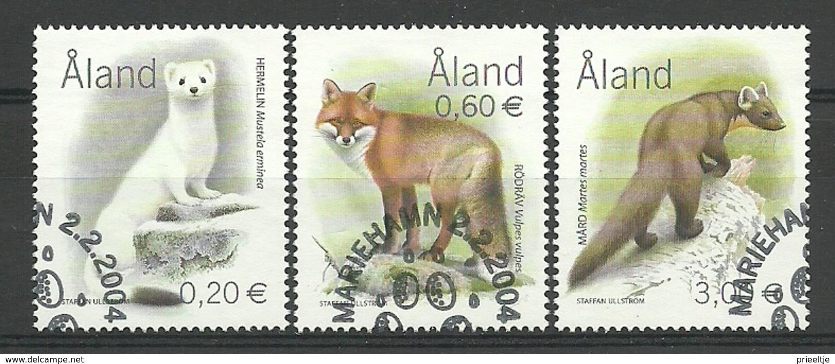 Aland 2004 Fauna Y.T. 229/231 (0) - Ålandinseln