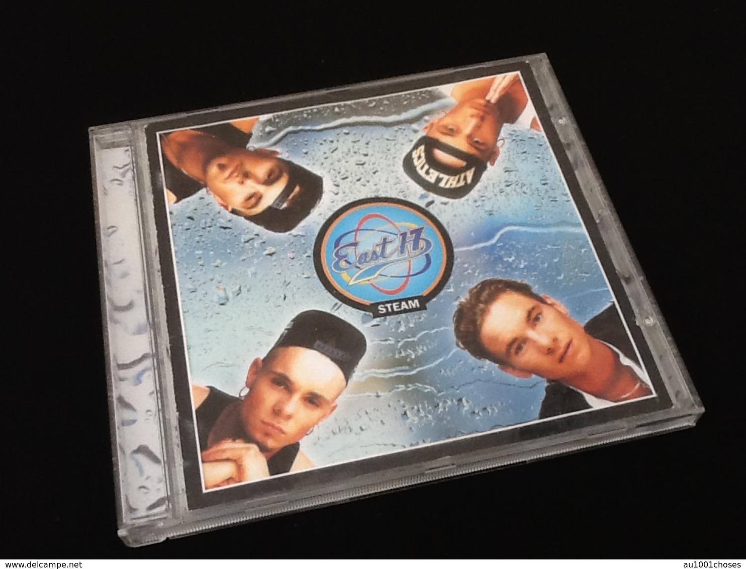 CD East 17  Steam (1994) - Musik & Instrumente