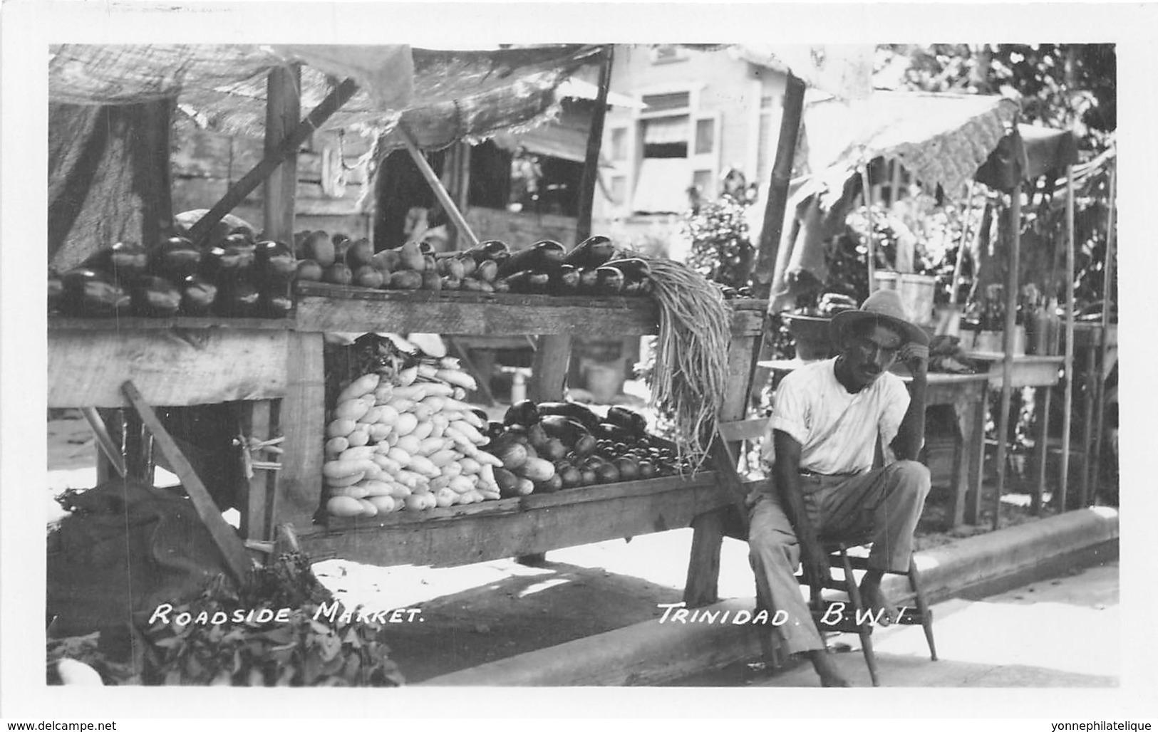 Trinidad - Ethnic / 10 - Roadside Market - Trinidad