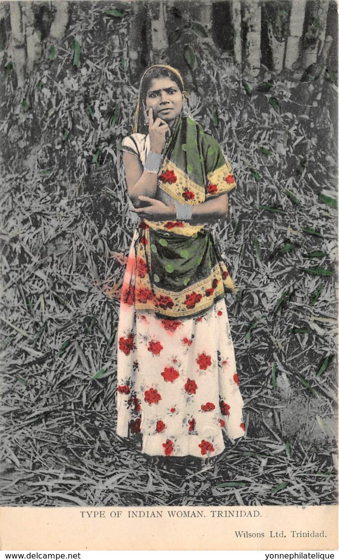 Trinidad - Ethnic / 13 - Type Of Indian Woman - Trinidad