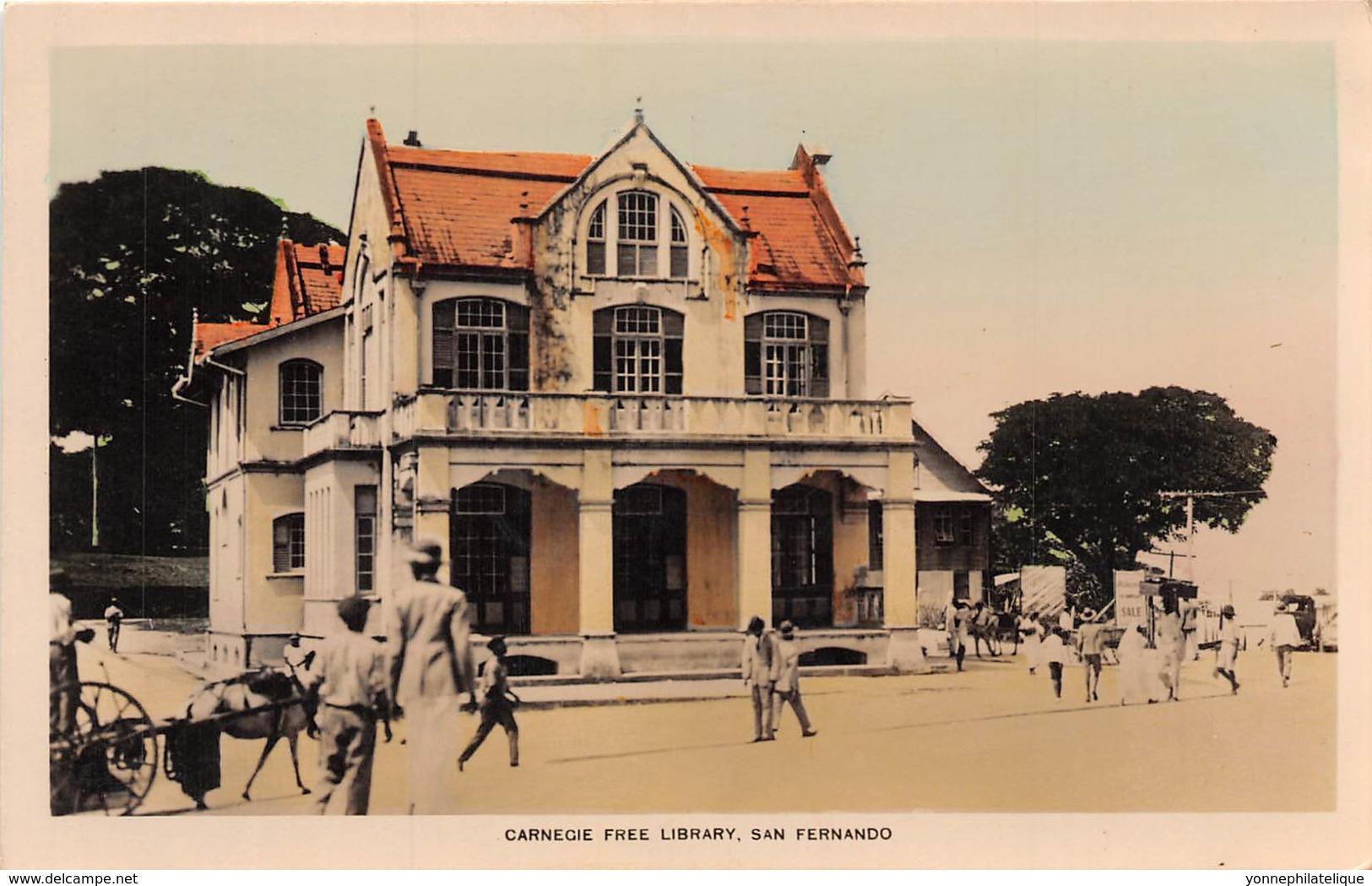 Trinidad - Topo / 19 - San Fernando - Trinidad