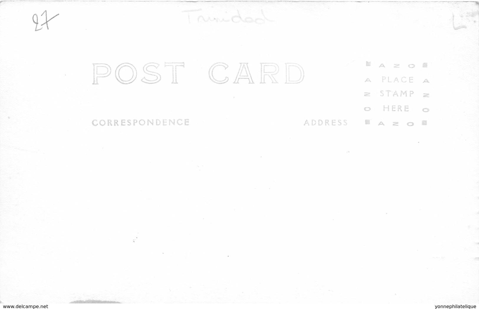 Trinidad - Topo / 27 - Photo Card - Trinidad