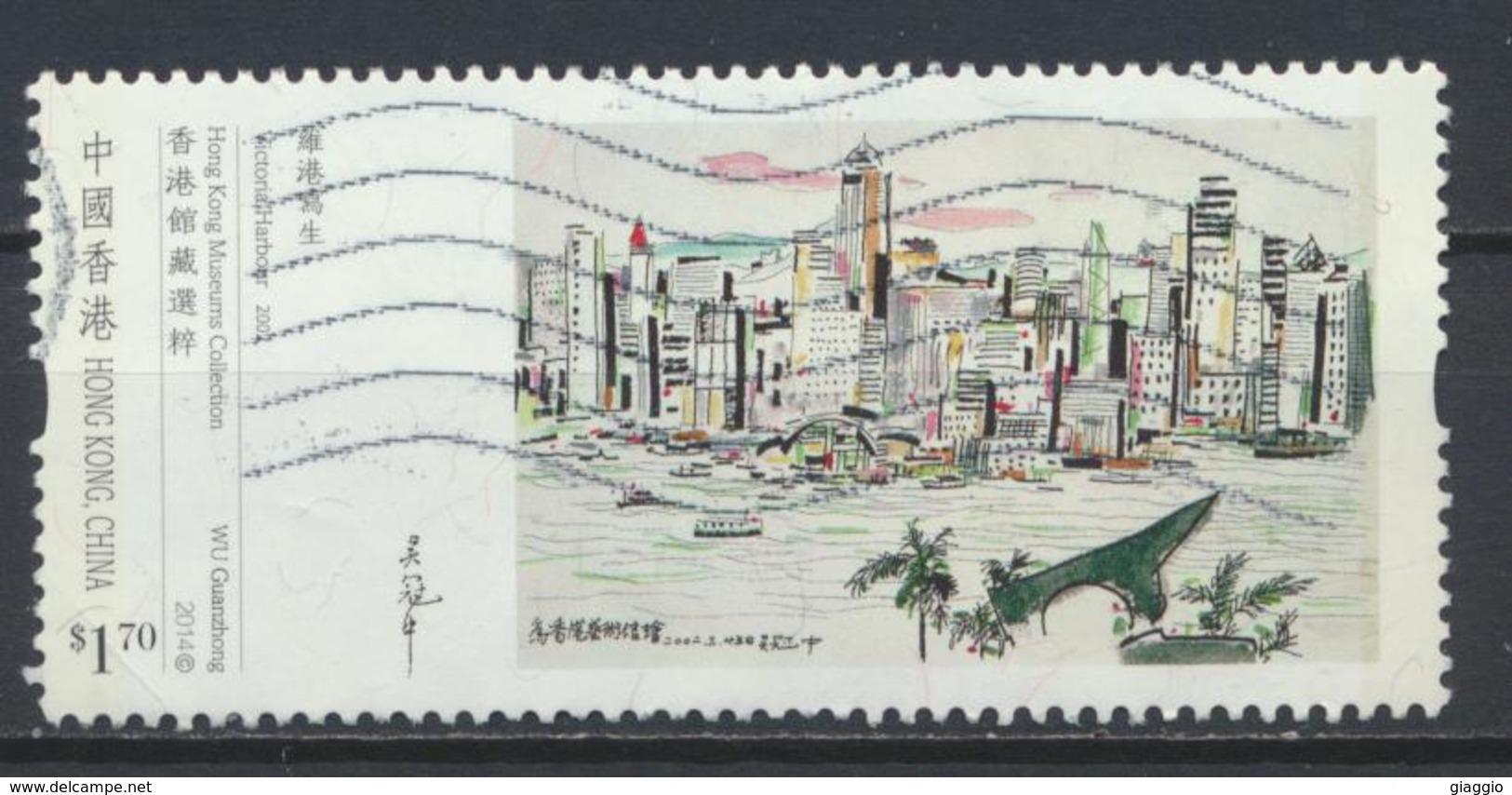 °°° HONG KONG - MI N°1890 -  2014 °°° - 1997-... Regione Amministrativa Speciale Della Cina