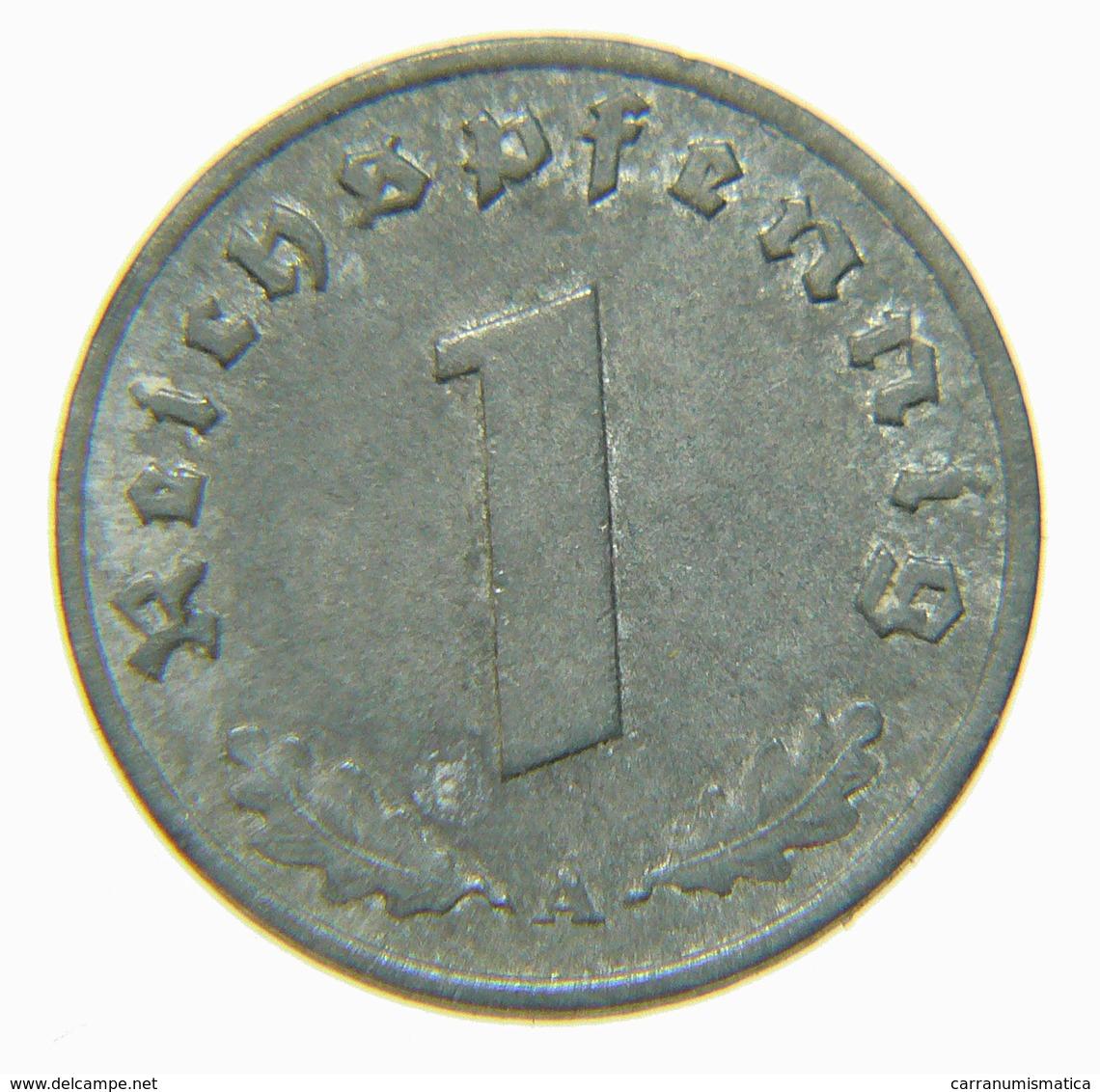 [NC] GERMANIA - 1 REICHSPFENNIG 1941 A (nc3888) - [ 4] 1933-1945 : Troisième Reich