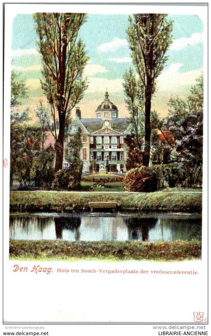 PAYS BAS - S' GRAVENHAGE - Huis Ten Bosch DEN HAAG - Den Haag ('s-Gravenhage)