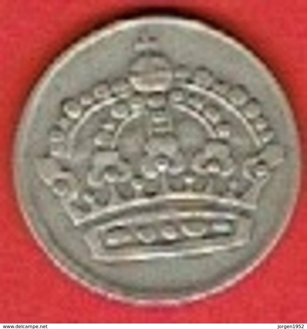 SWEDEN #  50 ØRE  FROM 1953 - Suède