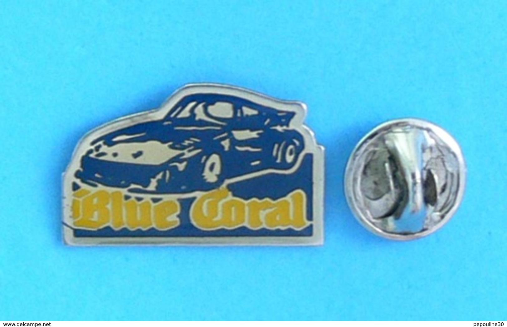 1 PIN'S //   ** PORSCHE 911 GT2 / BLUE CORAL ** . (La Boite à Pin's) - Porsche