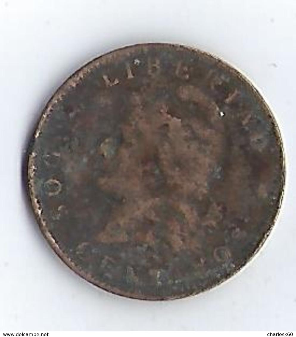 Argentine Dos Centavos 1891 - Argentine