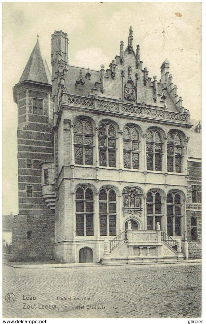 Léau - Zout-Leeuw - L' Hôtel De Ville - Het Stadhuis - Zoutleeuw