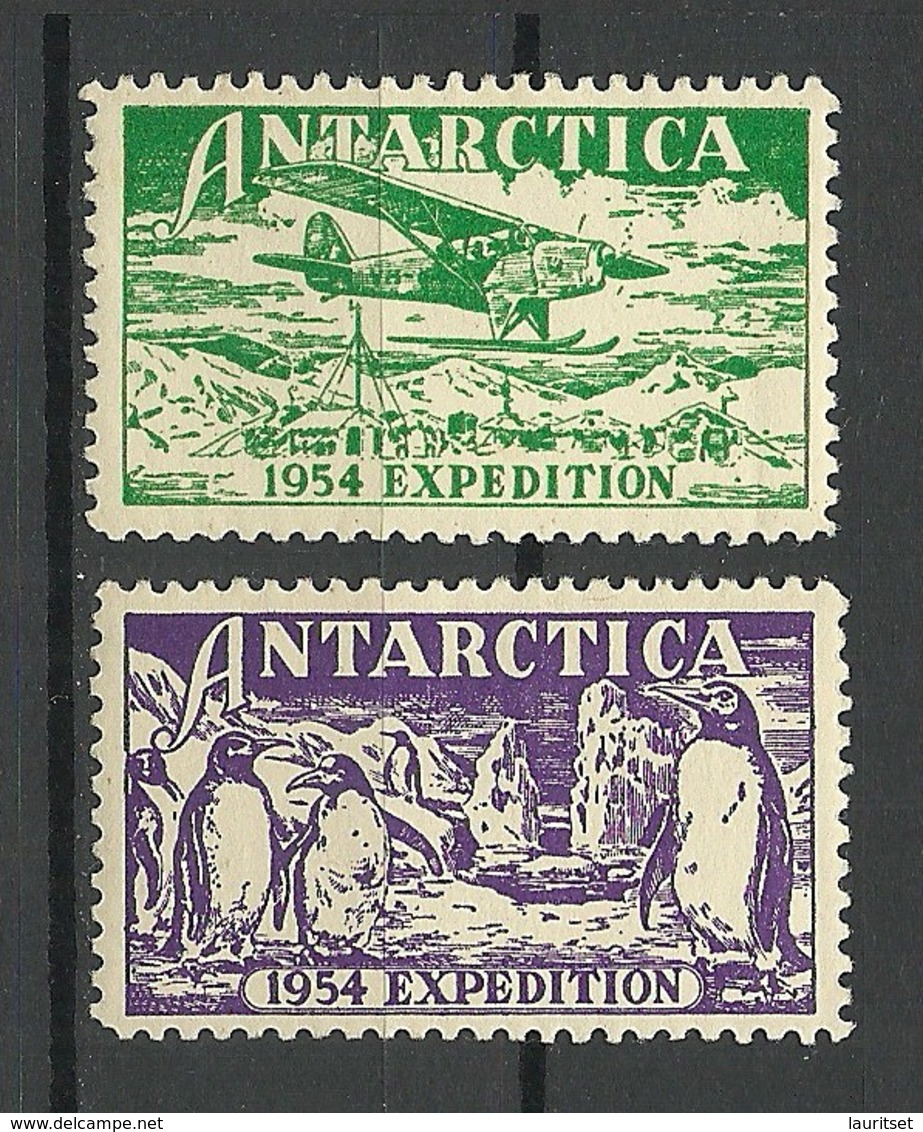 AUSTRALIA 1954 Antarctic Expedition MNH - Territorio Antartico Australiano (AAT)