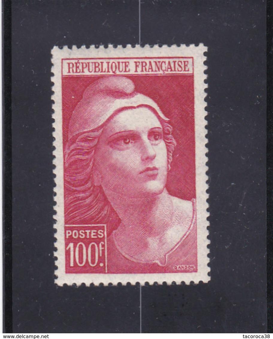 MARIANE DE GANDON N° 73 - 100frs Carmin- à Voir - Ungebraucht