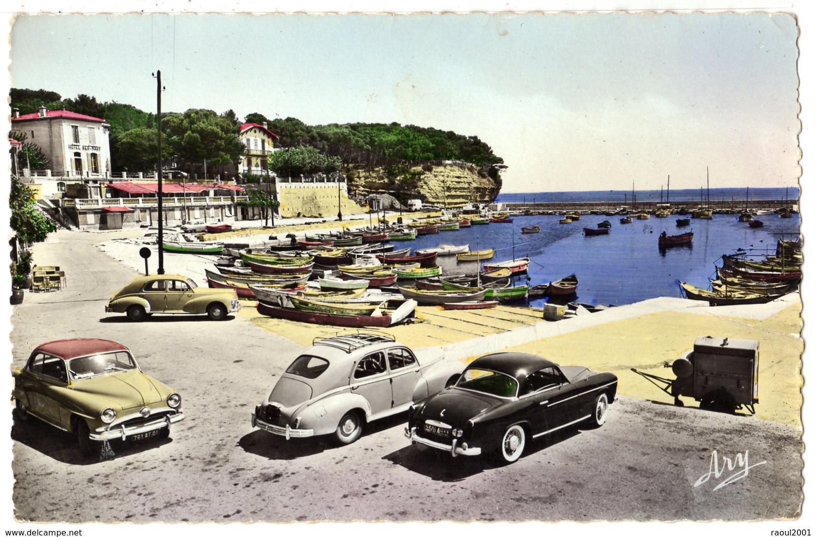 Autos Voitures Automobiles Cars - Simca 9 Coupé Sport De Ville - Peugeot 203 - Simca Aronde - Voitures De Tourisme