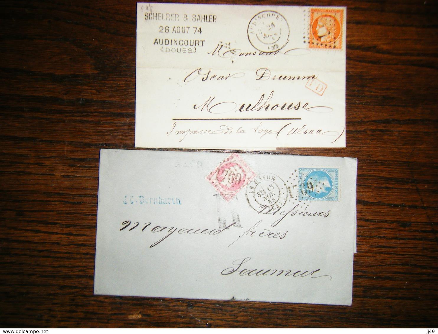 Vieux Courriers, Bleus De France - France
