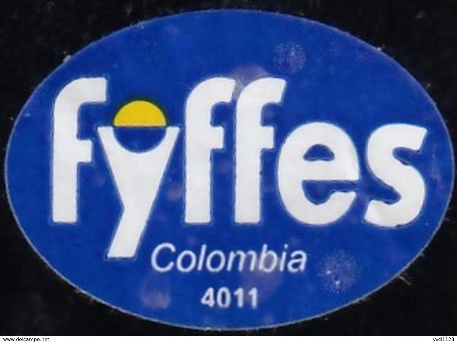 Fruits & Vegetables -  Fyffes Colombia (FL4011-11) - Fruits & Vegetables