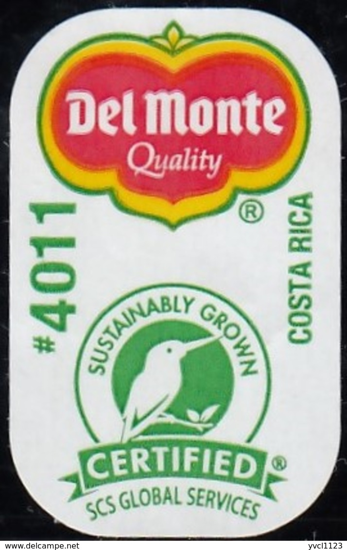 Fruits & Vegetables -  Del Monte Sustainably Grown, Costa Rica (FL4011-12) - Fruits & Vegetables