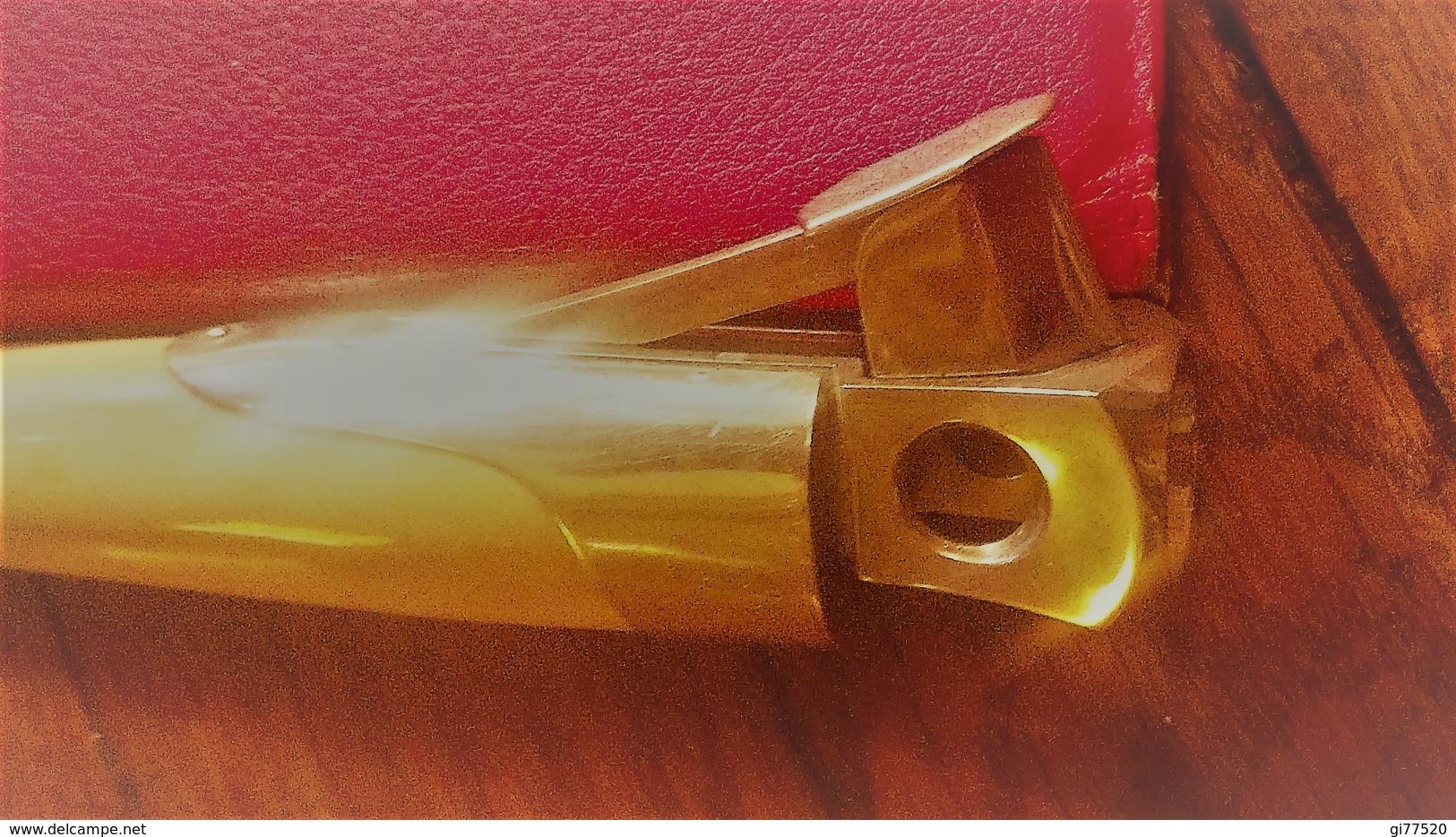 COUPE CIGARE XXème. Belle Pointe - Cigar Knife