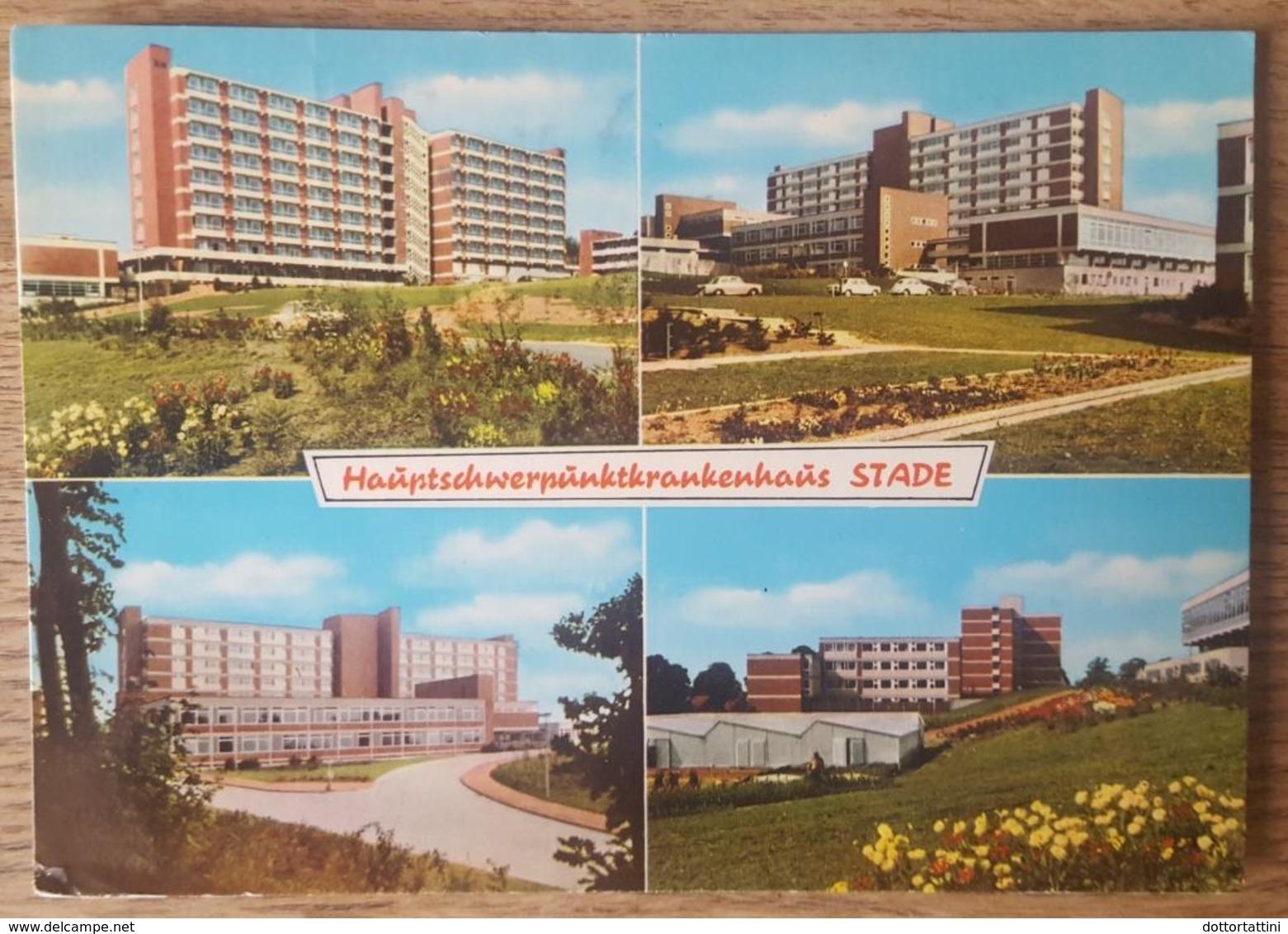 Stade - HAUPTSCHWERPUNKTKRANKENHAUS  VG  G2 - Stade
