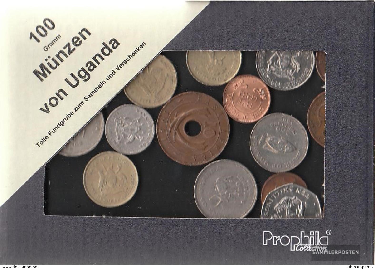 Uganda 100 Grams Münzkiloware - Munten & Bankbiljetten