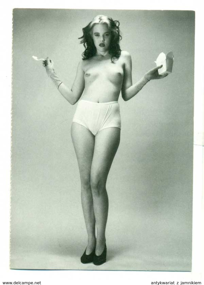 Eric Kroll - Akt Nude Erotik Nus Pin Up - Nudi Adulti (< 1960)
