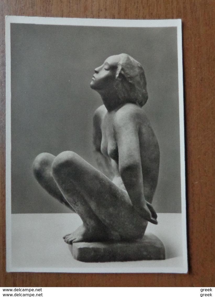 38 Kaarten Met NAAKT - NUDE - NAKED (Kunst) Zie Foto's - 5 - 99 Cartes